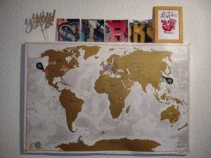 Sirks WorldMap Base Bensheim