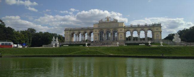 Gloriette, Schönbrunn, Vienna