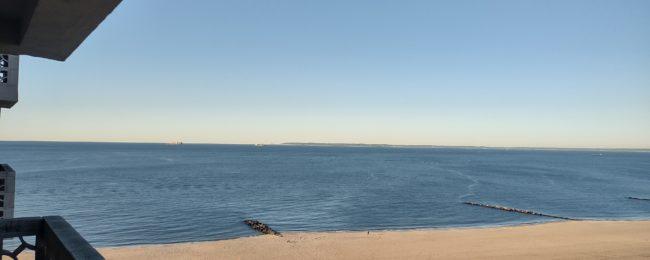 Brighton Beach view